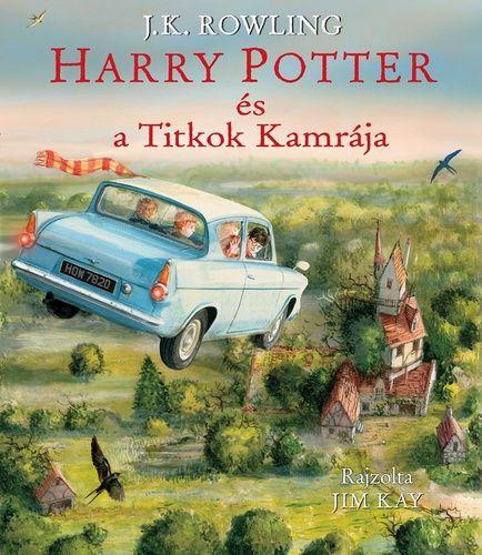 (855) Harry Potter és a Titkok Kamrája · J. K. Rowling · Könyv · Moly