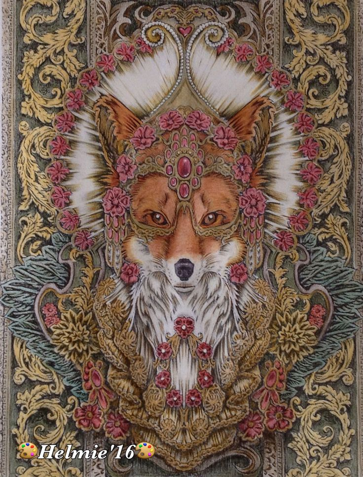Bennett Klein, red fox