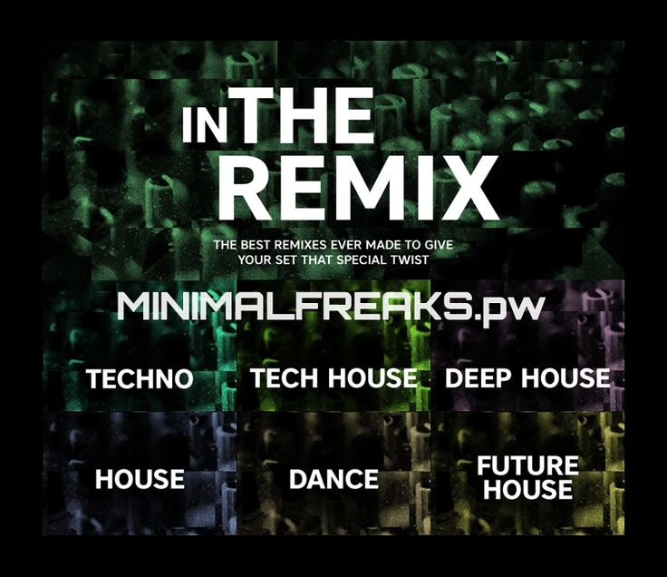 Beatport In The Remix Charts August 2016 MFSW30 » Minimal Freaks