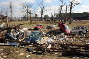 Tennessee Tornado Alley and Dixie Alley
