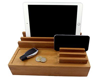 powerstation large smartphone und tablet ladestation aus. Black Bedroom Furniture Sets. Home Design Ideas