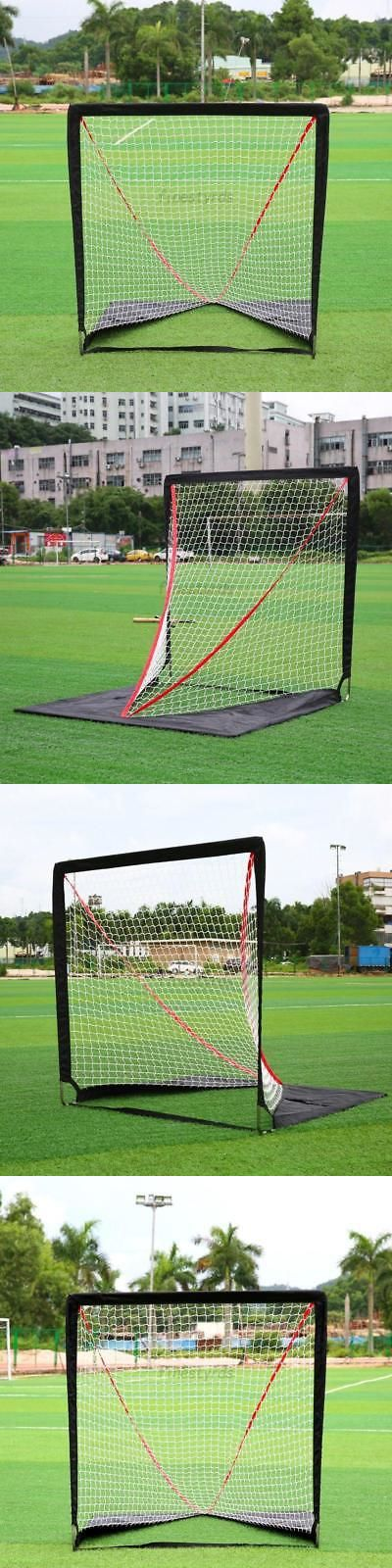Goals and Nets 165936: Portable Convenient Pro Roller Hockey-Net Practice Net Folding Foldable Outdoor -> BUY IT NOW ONLY: $84.67 on eBay!