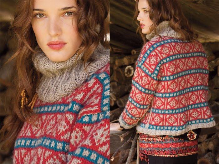 Samurai Knitter: Vogue Knitting, Fall 2010