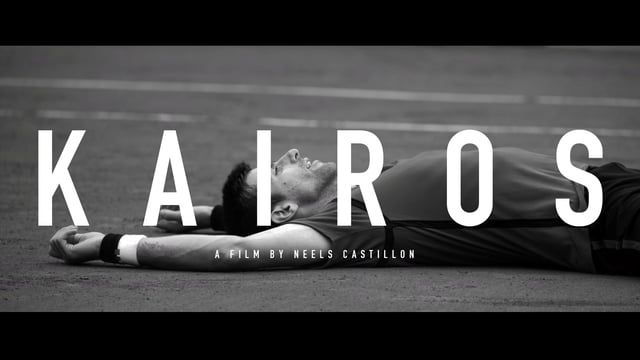 """The ancient Greeks had two words for time: Chronos and Kairos. Kairos means the opportune moment for the accomplishment of a crucial action. The « supreme » moment.""  K A I R O S is a visual poem exploring the concept of time perception. It's an allegorical vision of the French Open final 2016. After trying for years to succeed in Roland-Garros, Novak Djokovic triumphed at last to become the eighth man in history to complete the career Grand Slam. • written & directed by Neels Castillon..."