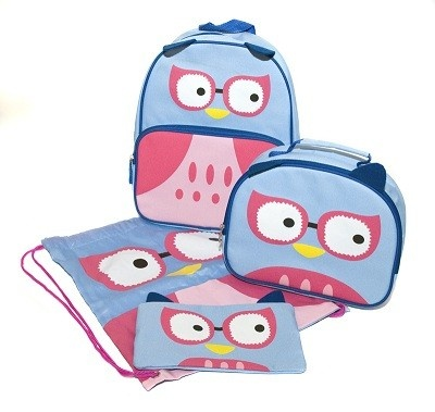 Animal Bag Set - Oddball Owl