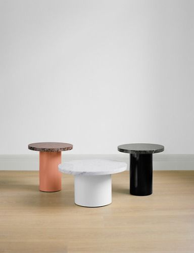 Philipp Mainzer Enoki Side Table   Cleverly Toying With Material, Colour  And Dimensions, The Versatile Side Tables Are Presented In Combinations Of  Rich ...