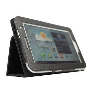 รีวิว สินค้า Leather Case for 7-Inch Samsung Galaxy Tab 2 P3100/P3110 (Black) - intl ☼ ลดพิเศษ Leather Case for 7-Inch Samsung Galaxy Tab 2 P3100/P3110 (Black) - intl เช็คราคาได้ที่นี่ | facebookLeather Case for 7-Inch Samsung Galaxy Tab 2 P3100/P3110 (Black) - intl  รายละเอียด : http://product.animechat.us/zdc7y    คุณกำลังต้องการ Leather Case for 7-Inch Samsung Galaxy Tab 2 P3100/P3110 (Black) - intl เพื่อช่วยแก้ไขปัญหา อยูใช่หรือไม่ ถ้าใช่คุณมาถูกที่แล้ว เรามีการแนะนำสินค้า…