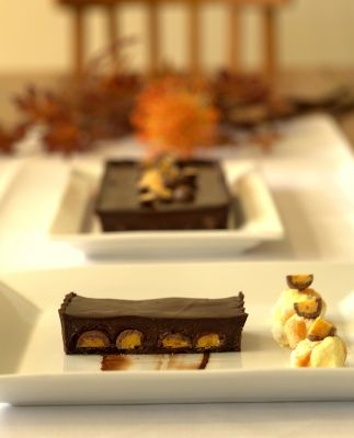 FruChocs Double Chocolate Tart Recipe