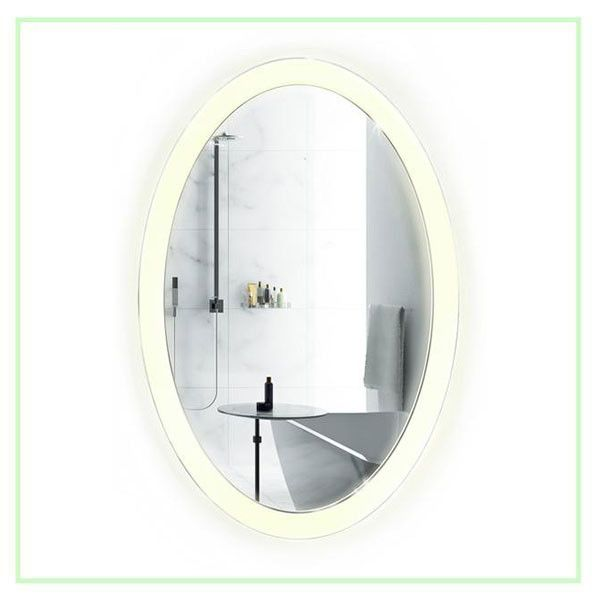 framed oval bathroom mirror 1000 ideas about oval bathroom mirror on half 18395 | 4ea21dddc342d3085a6f5d6646b0cf26