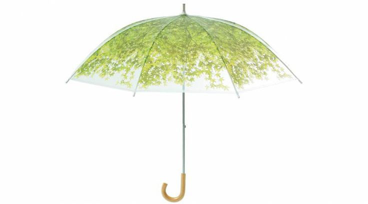 KOMOREBIAGASA TREE SHADE UMBRELLA BY DESIGN COMPLICITY