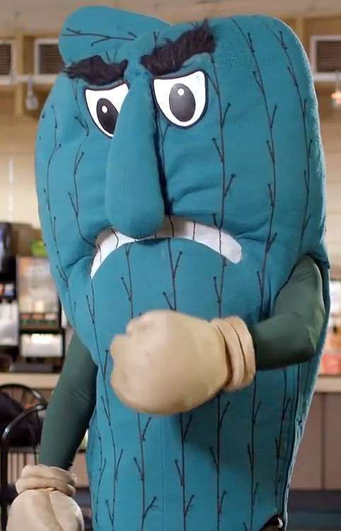 Delta State University – Fighting Okra These 30 Bizarre Sports Mascots Will Definitely Not Entertain You • Page 3 of 6 • BoredBug