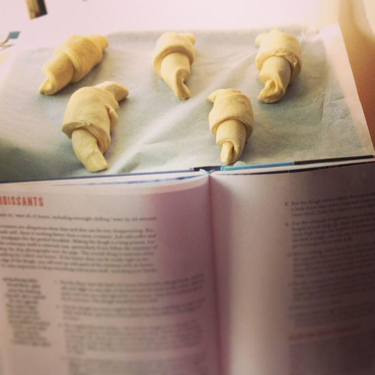 Paul Hollywood's Croissants