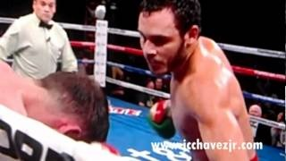 Julio Cesar Chavez Jr vs. Andy Lee (7mo Round)