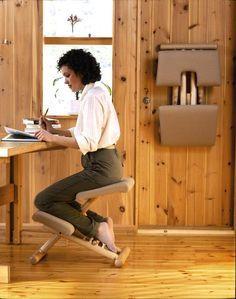 Multi Balans Kneeling Chair by Varier   Ergo Depot