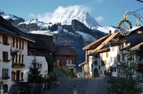 Gruyère, Switzerland