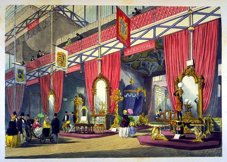 Всемирная промышленная выставка 1851 г  Главными организаторами Всемирной выставки 1851 года были сэр Генри Коул, британский государственный деятель и изобретатель и принц Альберт, муж королевы Виктории