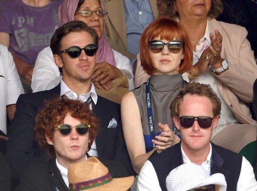 Wimbledon Watch - Dan Stevens and Susie Hariet
