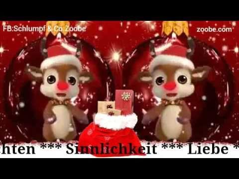 Frohe Weihnachten *Zoobe - YouTube