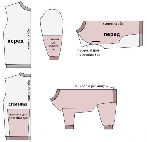 одежда для питомца (2)