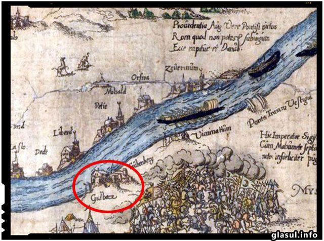 """Asediul de la Golubăț (Golubac) din 3 iunie 1428 sau din faptele de """"vitejie"""" ale marelui regat al Ungariei"""