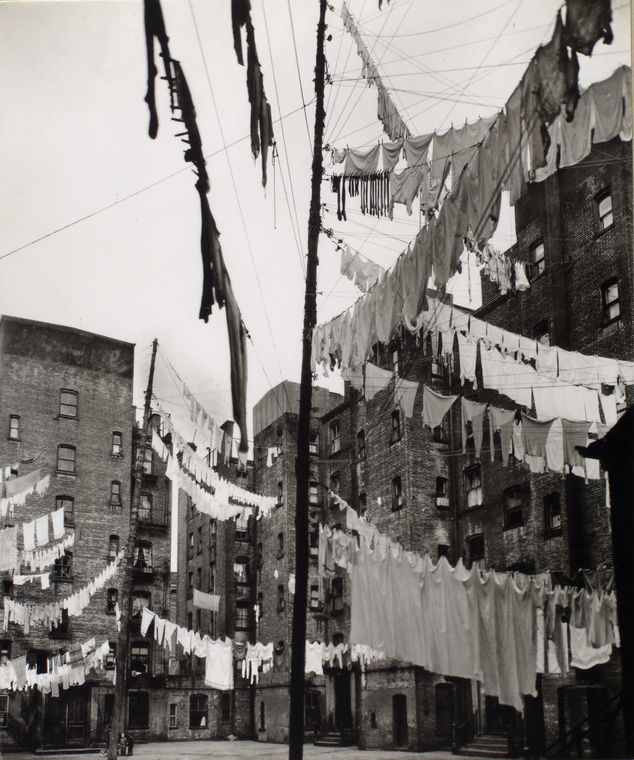 New York, 1935-38 - Retronaut