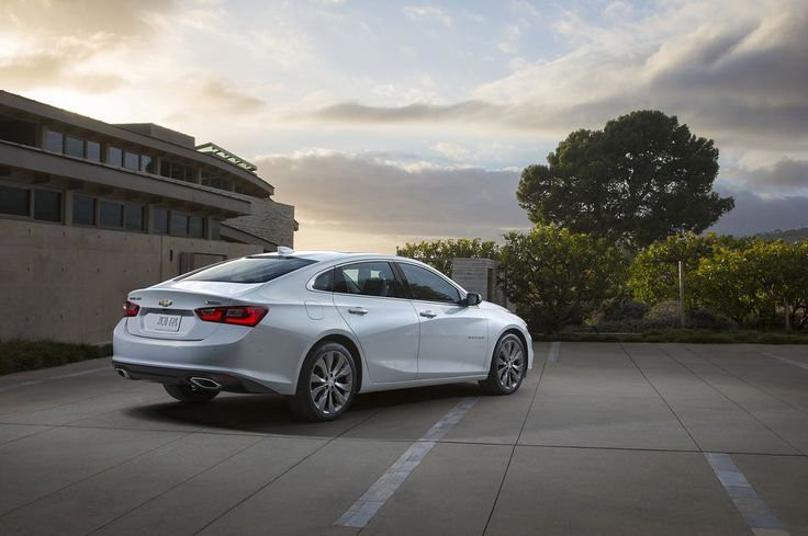 With a redesign both inside and out and packed full of safety features, the 2016 Chevrolet Malibu is ready for any scenario you can throw in its path.