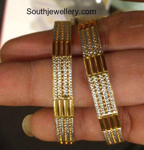 Jewellery Designs - Latest Indian Jewellery Designs 2017 ~ 22 Carat Gold Jewellery