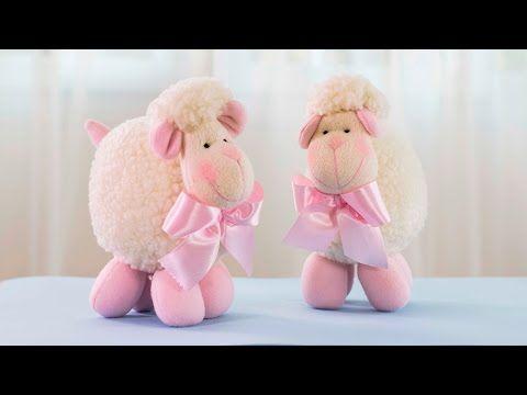 Passa o PAP | Ovelha fofa com Tati Delphino - YouTube