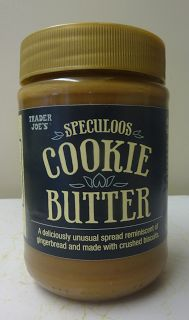What's Good at Trader Joe's?: Trader Joe's Speculoos Cookie Butter... WHAT IS THIS SORCERY?