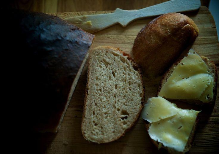 En sirapslimpa som jag inte skulle sitta på!   brödpassion
