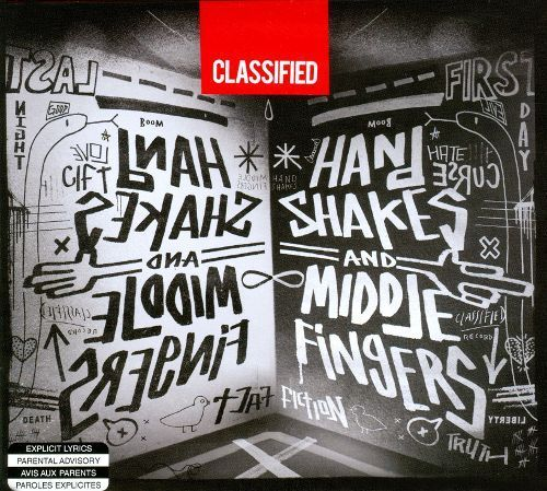 Handshakes and Middle Fingers [CD]