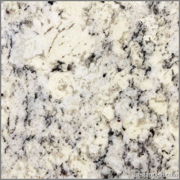 White Ice Granite Sample - Order Samples - Bath Countertops | Affordable Bathroom and Kitchen products