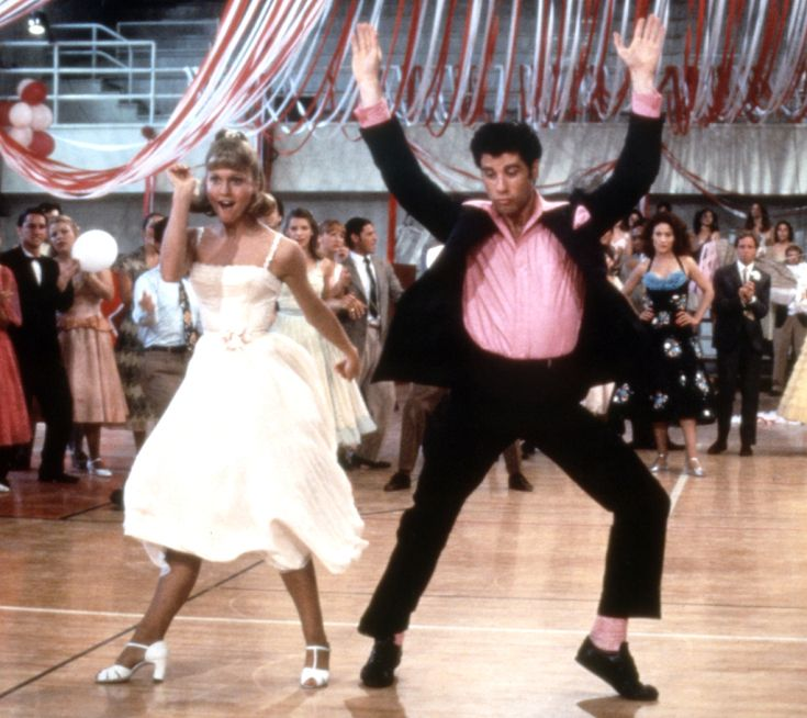 SANDY,GREASE