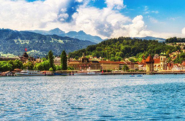 Desde el Ticino hasta Lucerna pasando por el antiguo túnel de San Gotardo, es