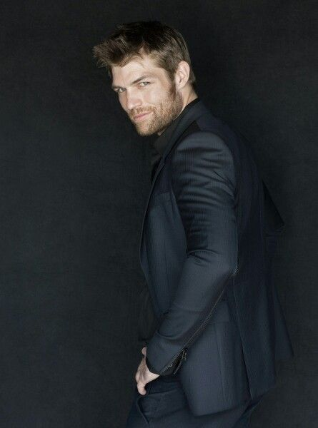Liam McIntyre would make such an awesome Gideon McBride.