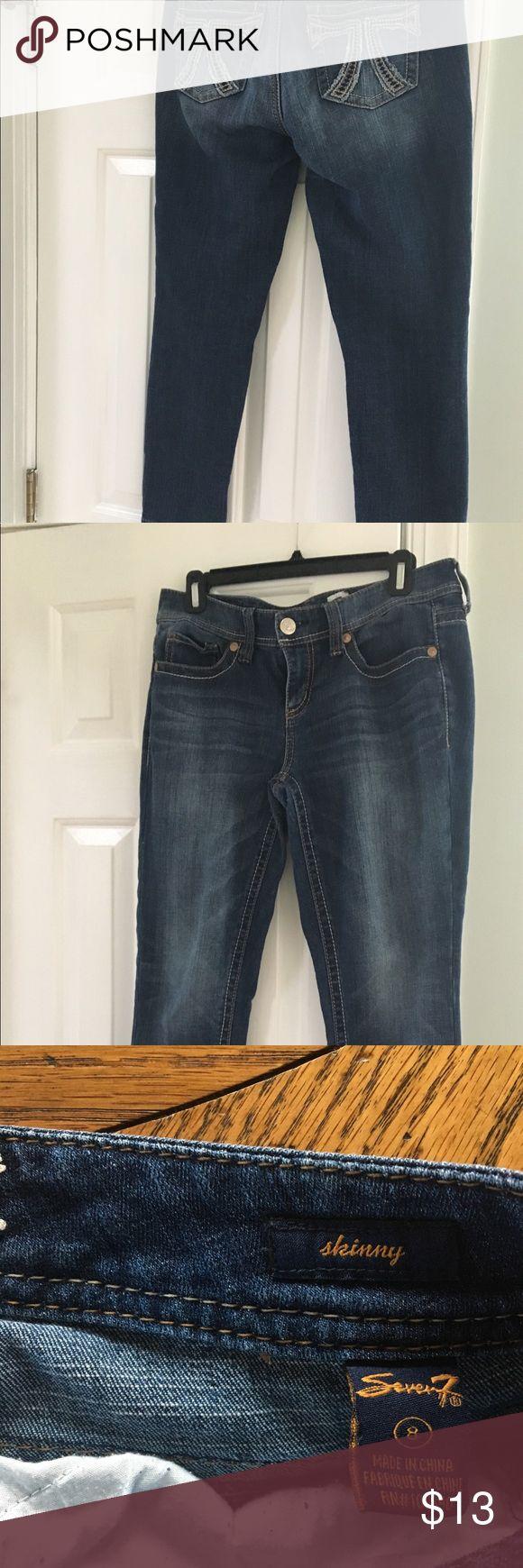 Seven jeans skinny size 8 Skinny sevens Seven7 Jeans Skinny