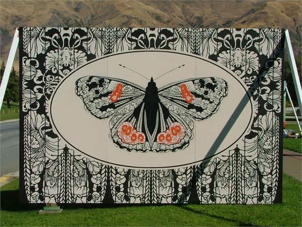 FESTIVAL OF COLOUR WANAKA 2013. Artwork from Flox. See more at http://watermarkltd.com/