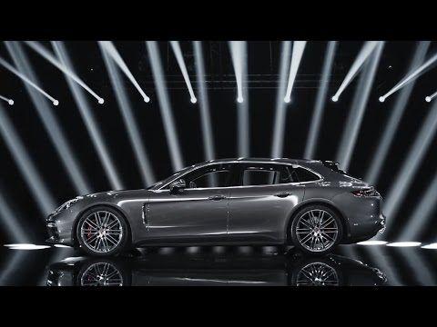 The new Panamera Sport Turismo – Design. - YouTube
