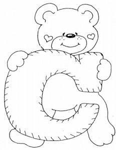 desenho alfabeto ursinhos decoracao sala de aula (2)