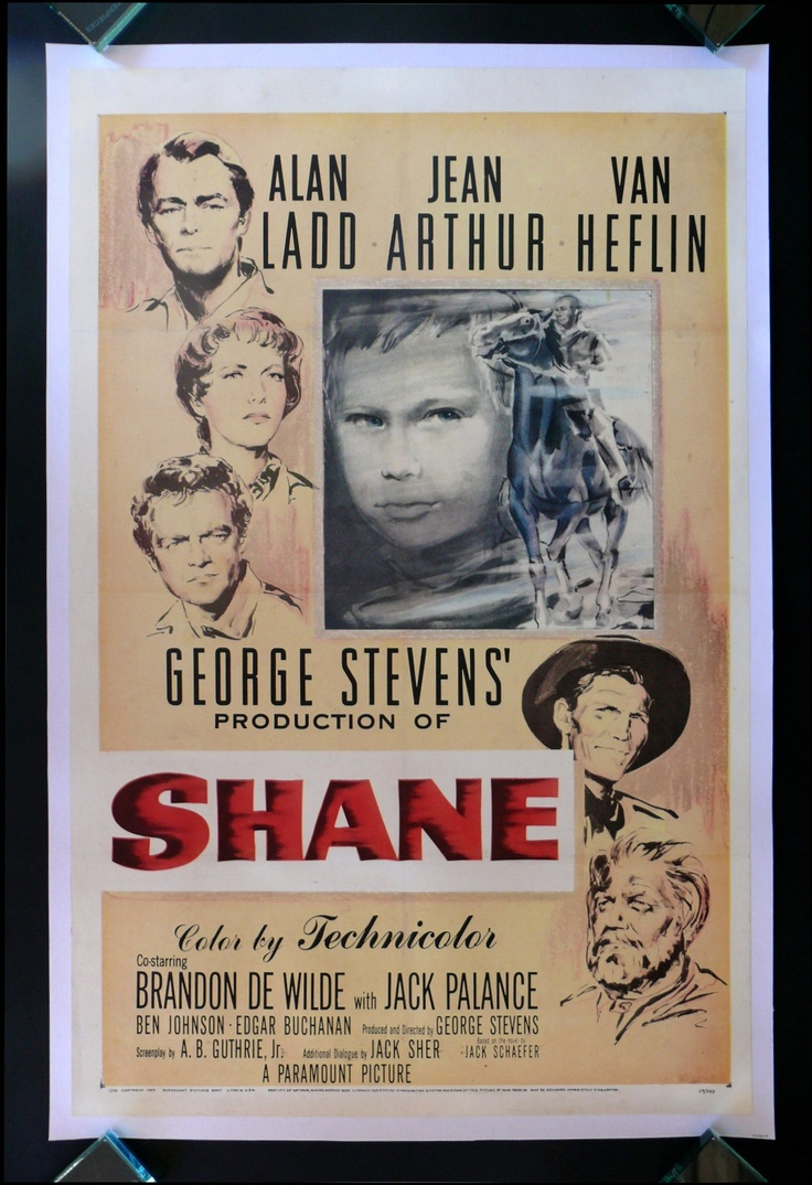 shane the western hero A western hero in shane the western genre plays an important part in the mythologising of american history the way the western genre and particularly the.