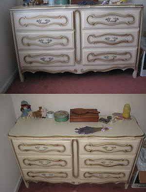 The Perfect Color for a Craig's List Dresser - Pretty Handy Girl