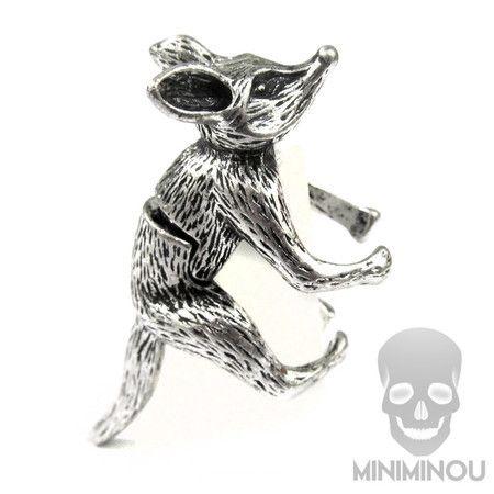 Maxi anel Coyote