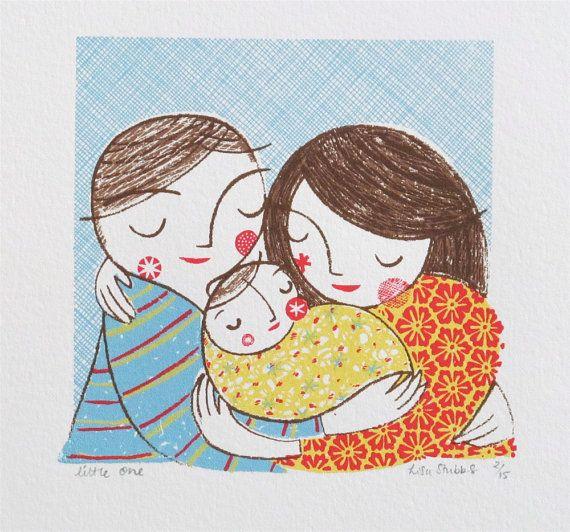 I'm loving this print, by Lisa Stubbs