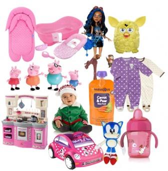 O lista cu magazine online de unde cumparati cadouri de Craciun pentru Copii:jucarii, hainute, incaltaminte, Accesorii Copii