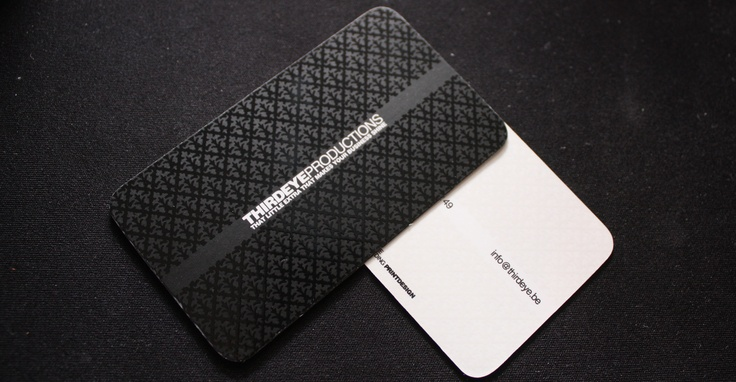Photo of our Business Cards.