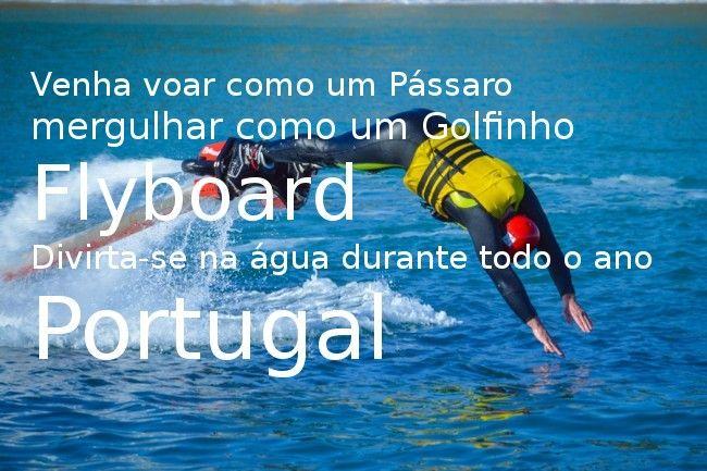 Flyboard Portugal
