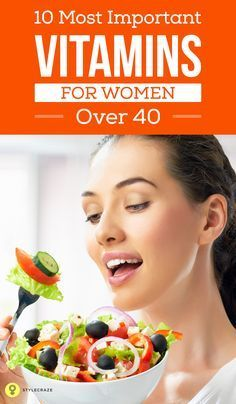 Well, start exercising for one, or you could consider adding these vitamin supplements to your diet. Let's take a look at some of the much essential vitamins for women over 40. They will definitely keep your energy levels soaring even as you age! Below mentioned are the best vitamins for women over 40:  #vitamins