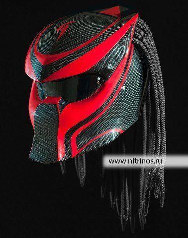 Predator Helmets....NEED!!!