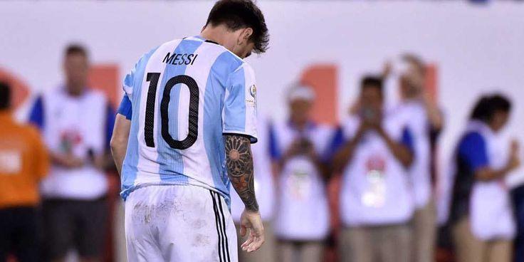 Messi Pensiun : Saya Sudah Berusaha, Tapi Tetap Gagal
