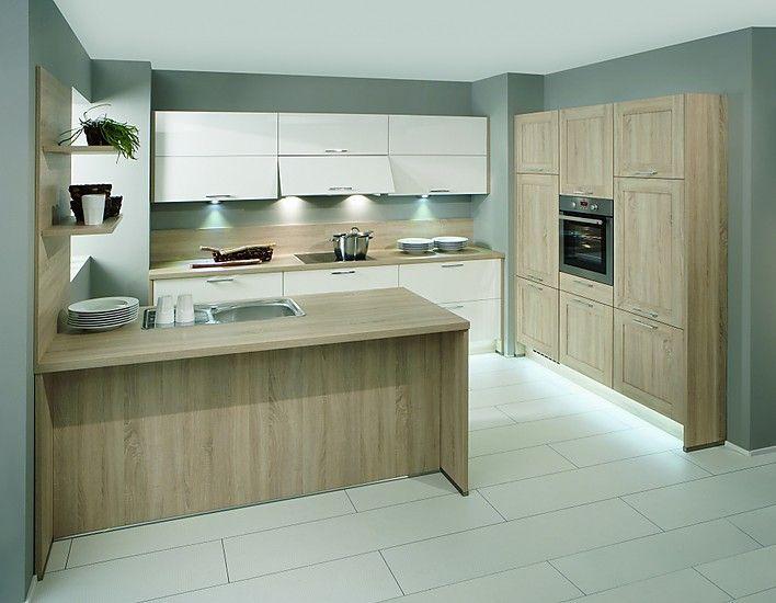 nobilia musterk che modern klassische k che. Black Bedroom Furniture Sets. Home Design Ideas